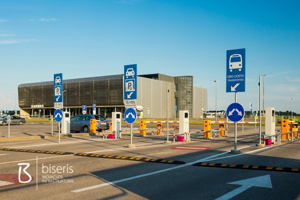 Automatinė parkavimo sistema (automatic parking system)