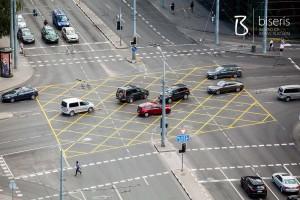 sankryza, gatve, eismas